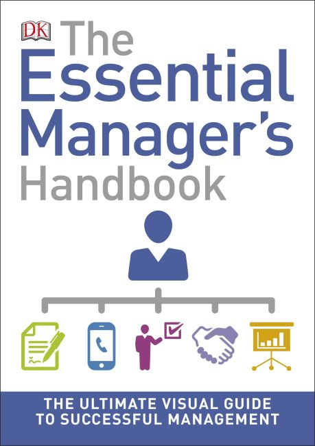 Hardback cover of The Essential Manager's Handbook