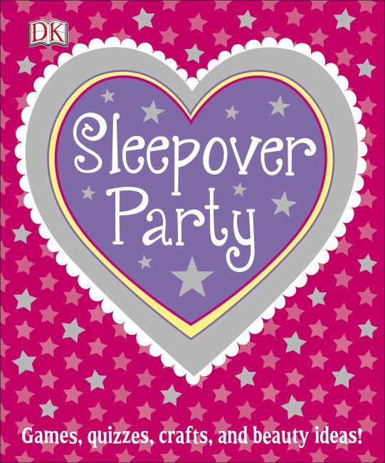 eBook cover of Sleepover Party
