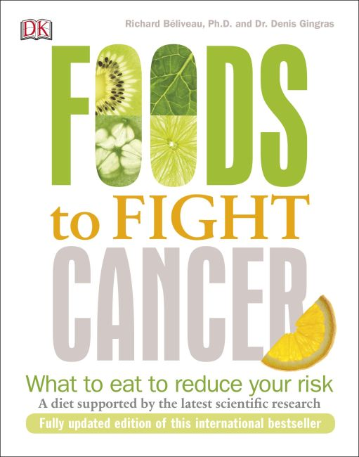 Paperback cover of Foods to Fight Cancer
