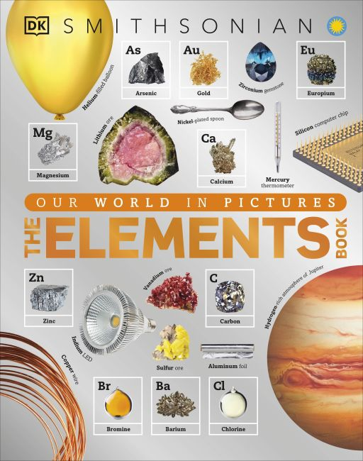 Hardback cover of The Elements Book