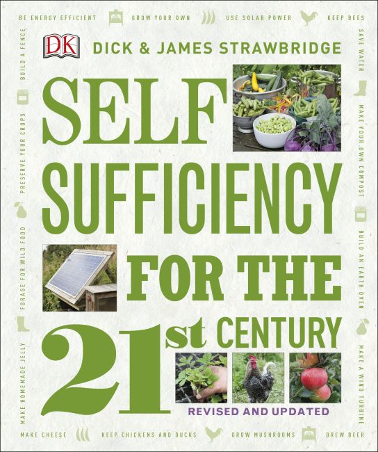 Paperback cover of Self Sufficiency for the 21st Century