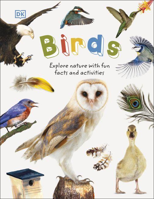 Hardback cover of Birds