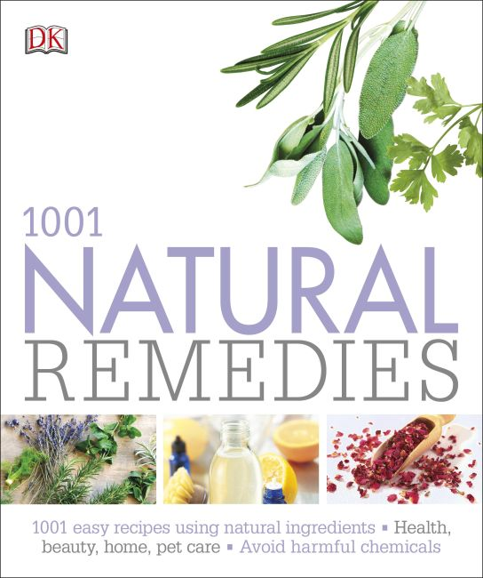 Paperback cover of 1001 Natural Remedies
