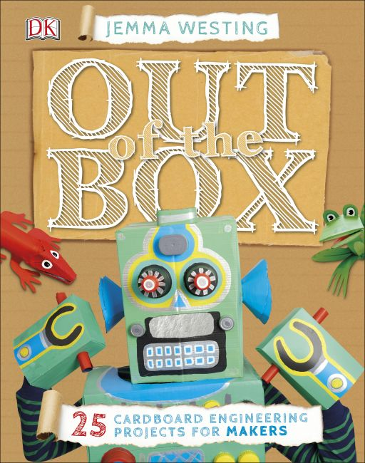 Hardback cover of Out of the Box