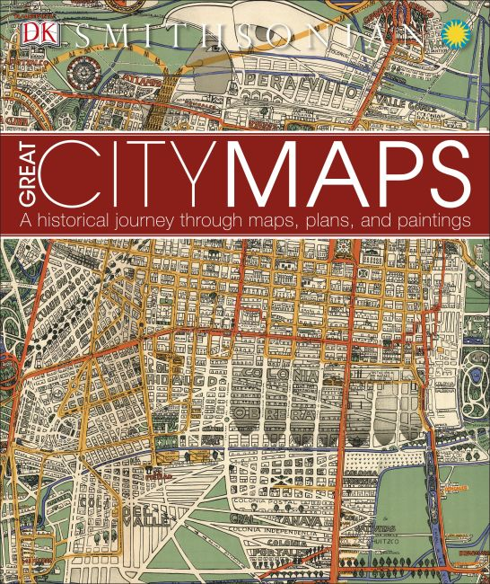 eBook cover of Great City Maps