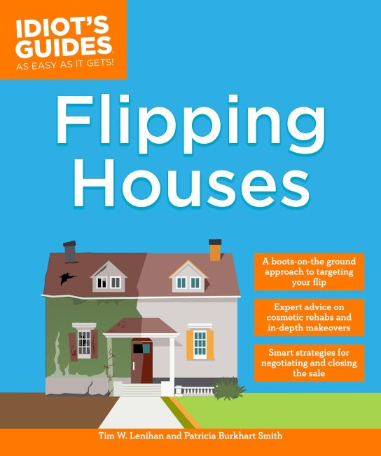 Paperback cover of Flipping Houses