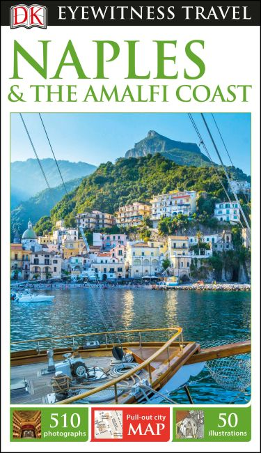 Flexibound cover of DK Eyewitness Naples and the Amalfi Coast