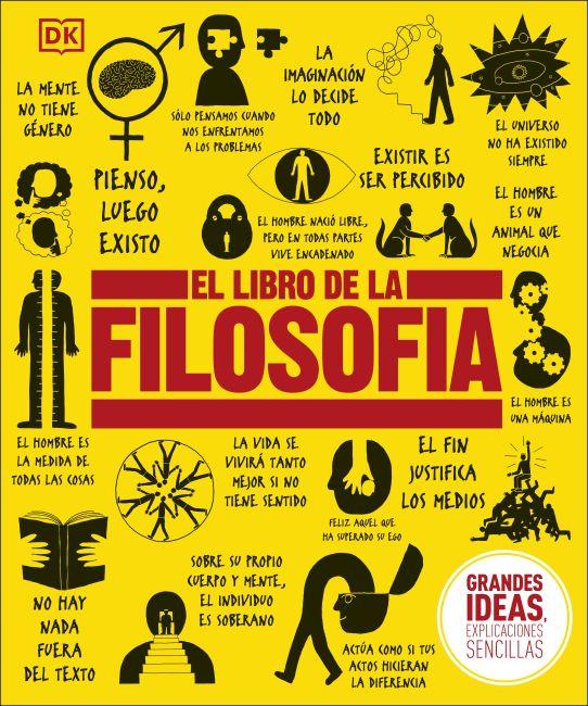Hardback cover of El Libro de la Filosofía