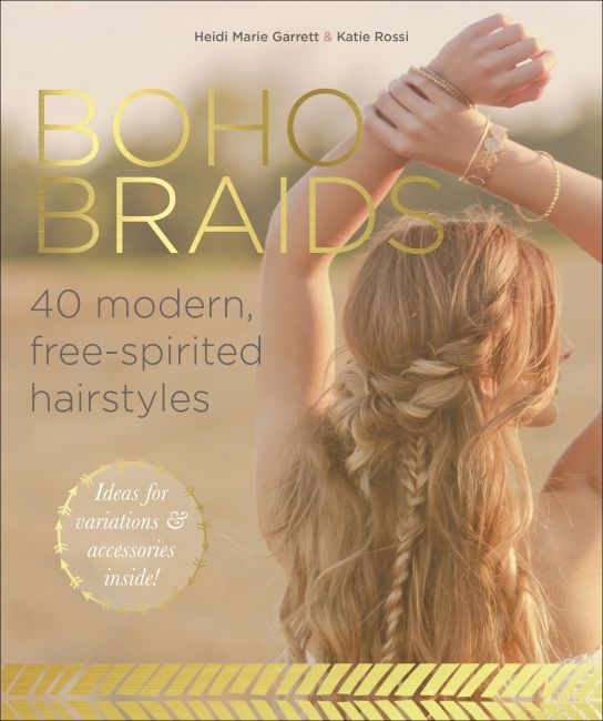 Paperback cover of Boho Braids
