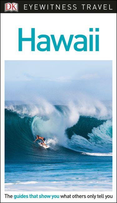 Hardback cover of DK Eyewitness Hawaii