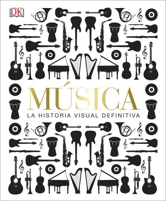 Hardback cover of Musica