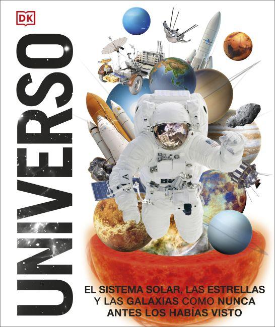 Hardback cover of Universo