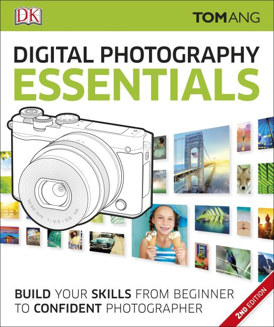 eBook cover of Digital Photography Essentials