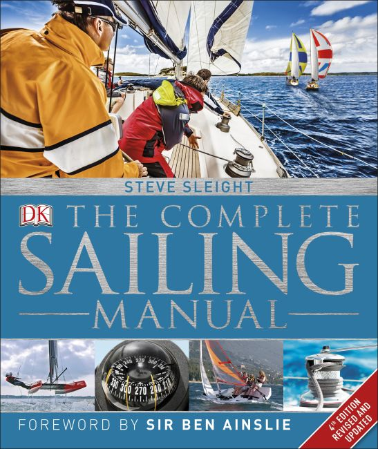 Hardback cover of The Complete Sailing Manual, 4th Edition