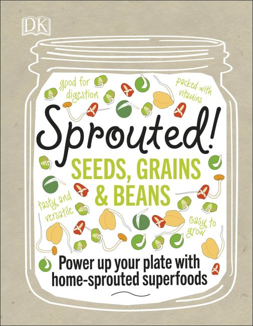 Hardback cover of Sprouted!