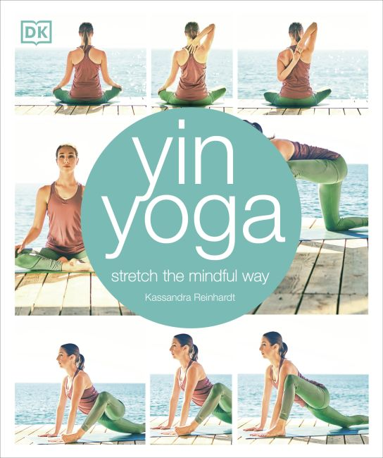 Paperback cover of Yin Yoga