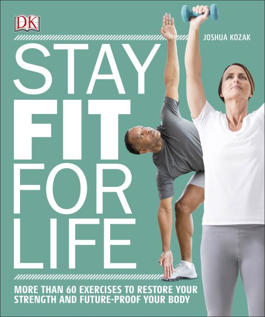 Paperback cover of Stay Fit for Life