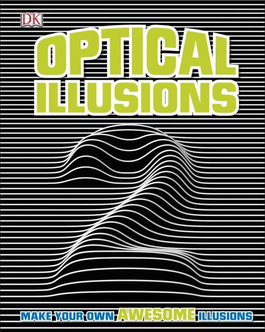 Hardback cover of Optical Illusions 2