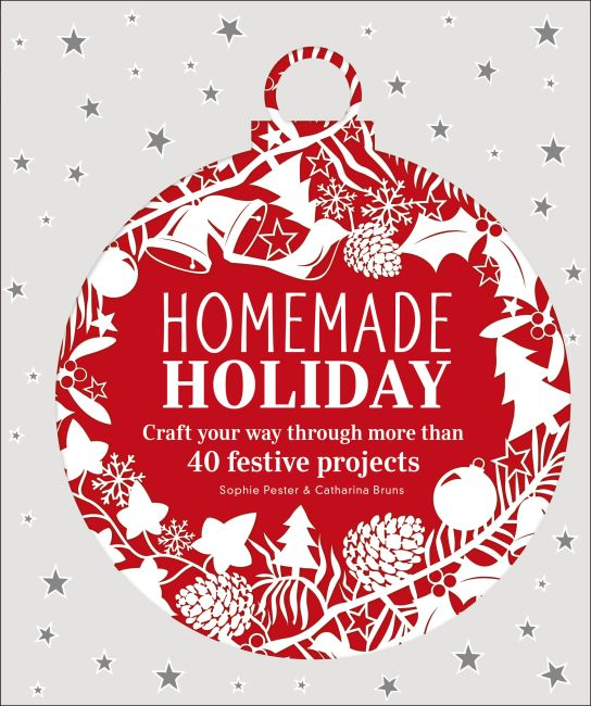 Paperback cover of Homemade Holiday