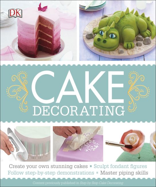 eBook cover of Cake Decorating