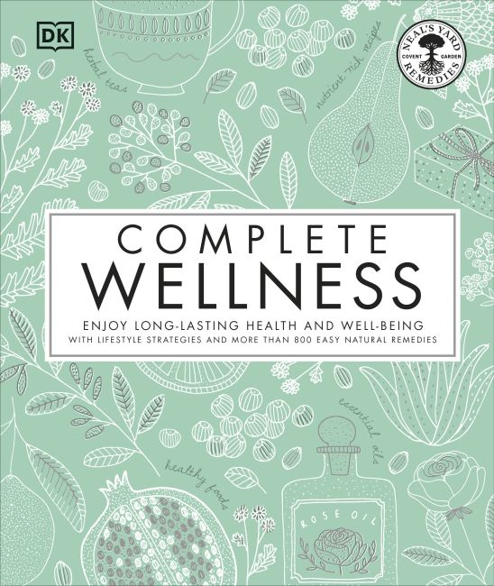 Hardback cover of Complete Wellness