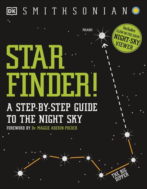 Hardback cover of Star Finder!