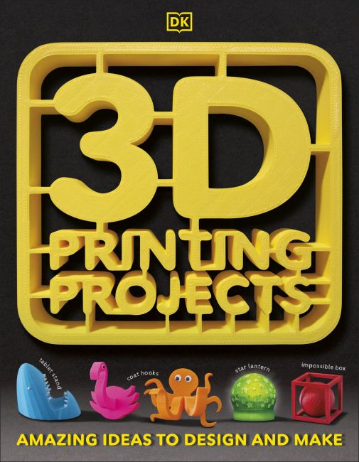Flexibound cover of 3D Printing Projects