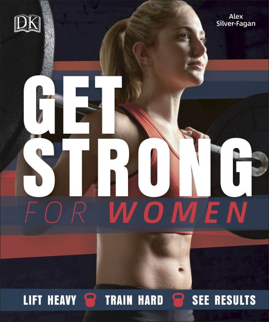 Paperback cover of Get Strong for Women