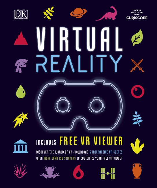 Hardback cover of Virtual Reality