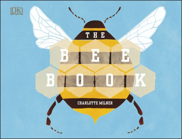 Hardback cover of The Bee Book