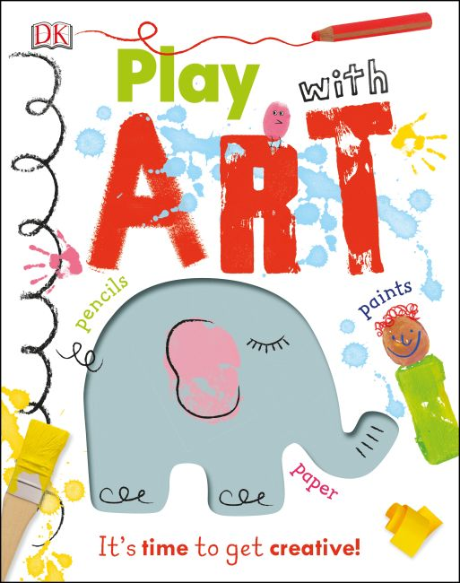 Hardback cover of Play With Art