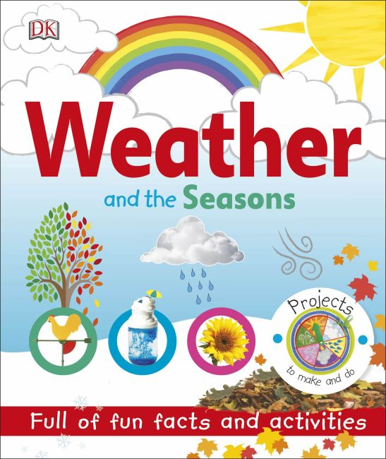 Hardback cover of Weather and the Seasons
