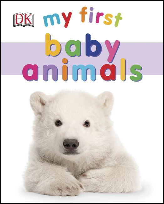 eBook cover of My First Baby Animals