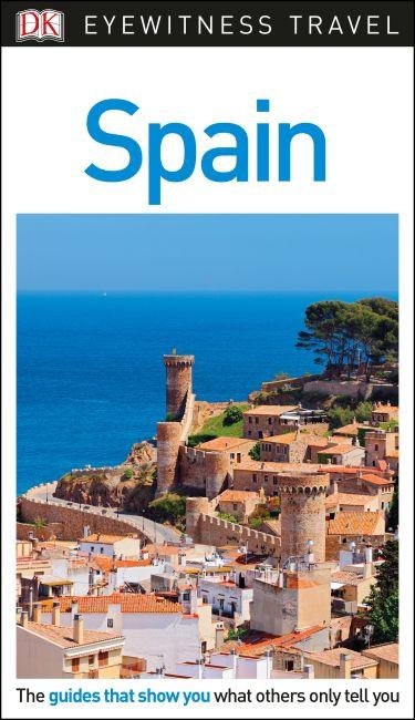 Flexibound cover of DK Eyewitness Spain