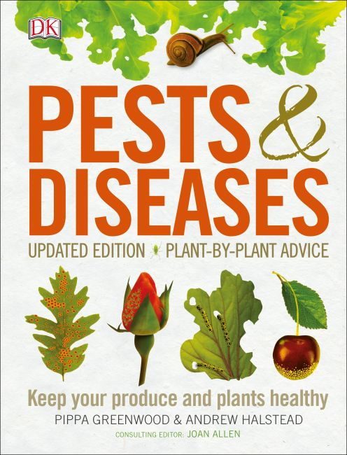 Hardback cover of Pests and Diseases
