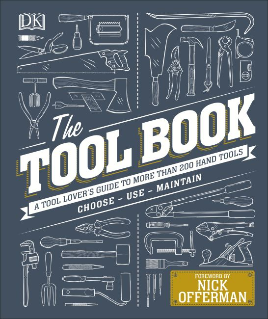 Hardback cover of The Tool Book