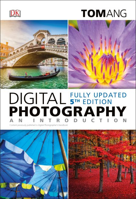 Paperback cover of Digital Photography: An Introduction, 5th Edition