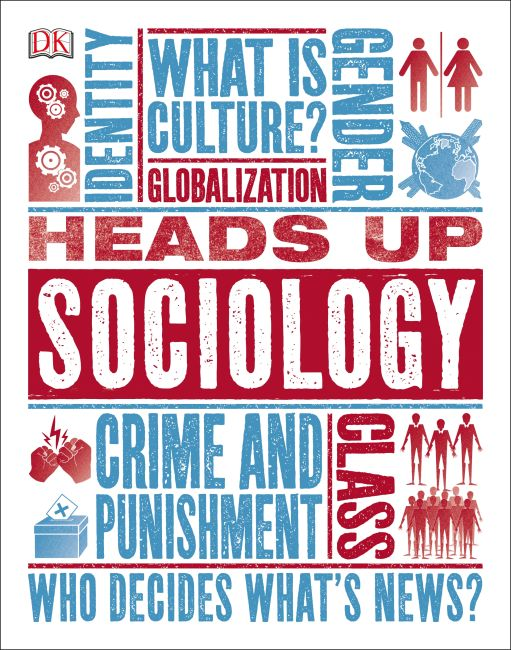 Paperback cover of Heads Up Sociology