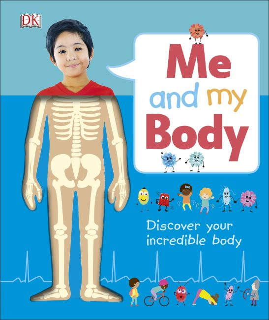 Hardback cover of Me and My Body