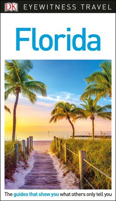 Flexibound cover of DK Eyewitness Florida