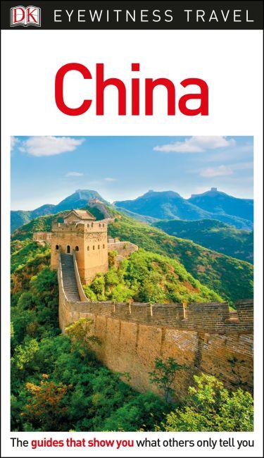Hardback cover of DK Eyewitness China