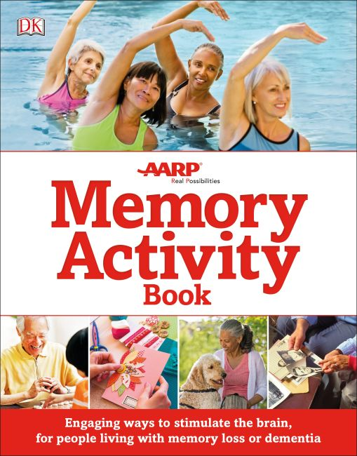 Flexibound cover of The Memory Activity Book
