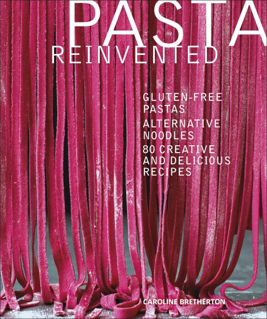 Paperback cover of Pasta Reinvented