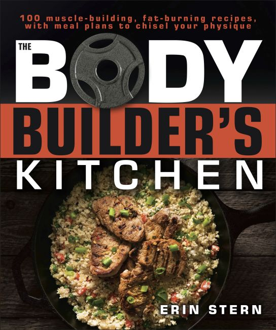 Paperback cover of The Bodybuilder's Kitchen