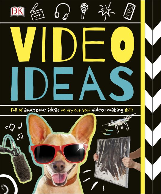 Hardback cover of Video Ideas