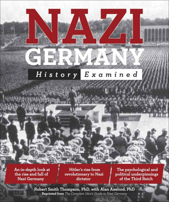 Paperback cover of Nazi Germany