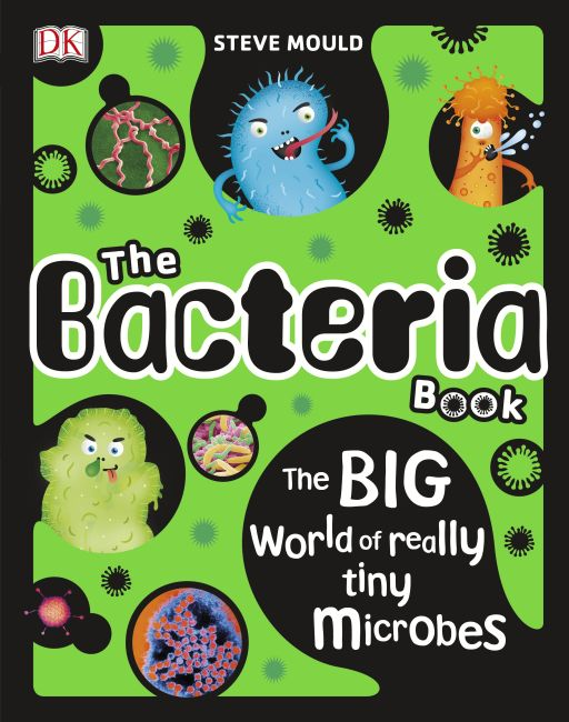 Hardback cover of The Bacteria Book