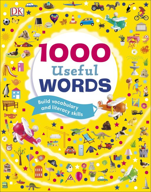 Hardback cover of 1000 Useful Words