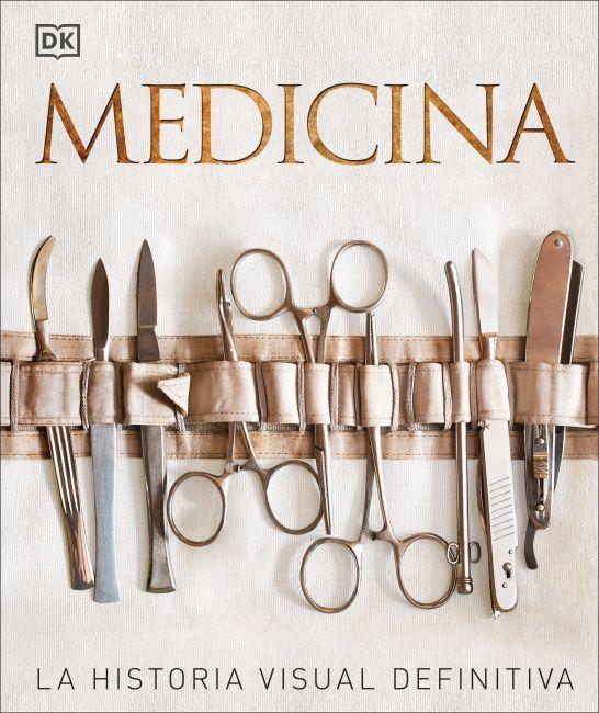 Hardback cover of Medicina
