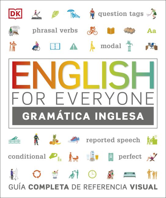 Flexibound cover of English For Everyone Gramática Inglesa